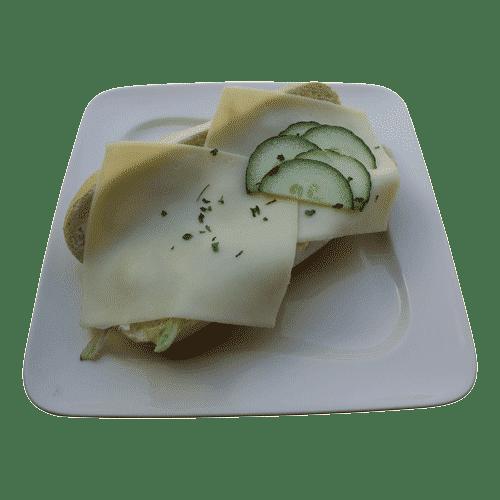 Broodjes met kaas