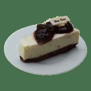 Afbeelding van een Monchou punt beschikbaar om online te bestellen. Het gebakje is gemaakt van Monchou en als bodem knapperige koek