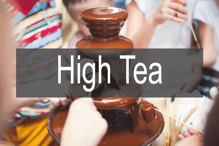 Online High Tea Bestellen
